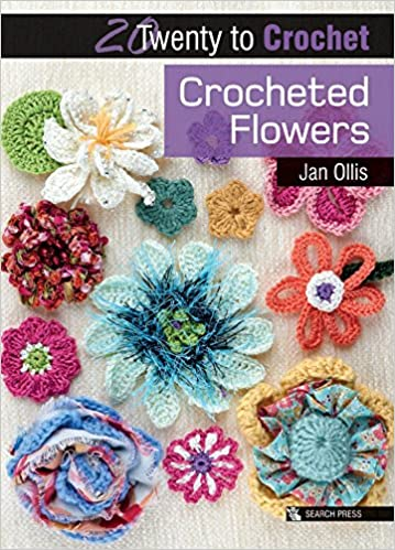 photo: book 20 Crocheted Flowers