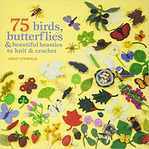 photo: book 75-Birds-Butterflies-Knit-Crochet
