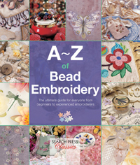 photo: livre A-Z of Bead Embroidery