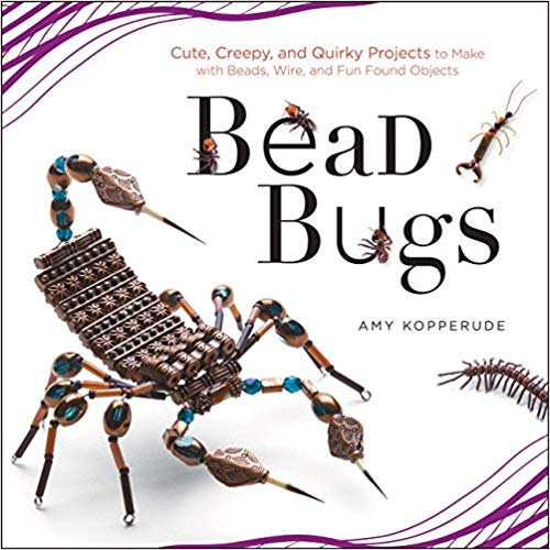photo: livre Bead Bugs