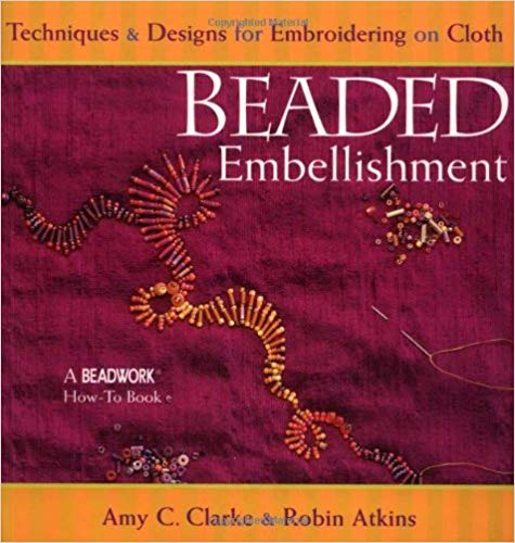photo: livre Beaded Embellishment