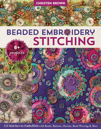 photo: livre Beaded Embroidery Stitching