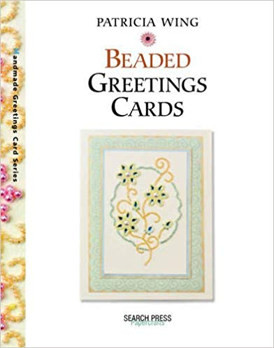 photo: livre Beaded Greetings Cards