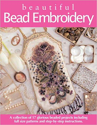 photo: livre Beautiful Bead Embroidery