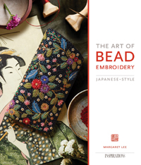 photo: livre The Art of Bead Embroidery