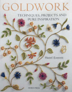 photo: livre goldwork Techniques Projects and Pure Inspirations