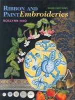 photo: livre ribbon and paint embroideries